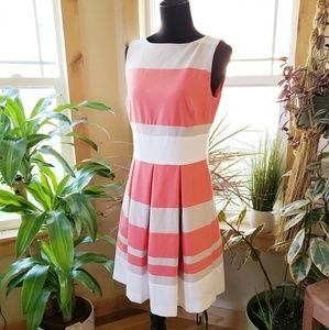 Ralph Lauren Striped Sleeveless Dress